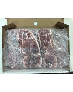 Epaule de porc steak de lame 2KG