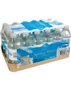Best Value Select Water 24X500ml