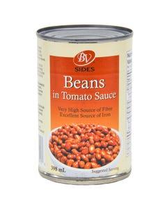 Best Value Beans in Tomato Sauce 398ml