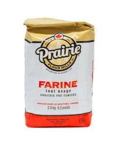 Prairie All Purpose Flour 2.5kg
