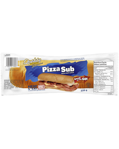 Quality Fast Foods Pizza Sub 220G