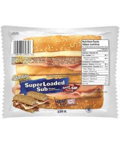 Quality Fast Foods Super Loaded Sub 330g